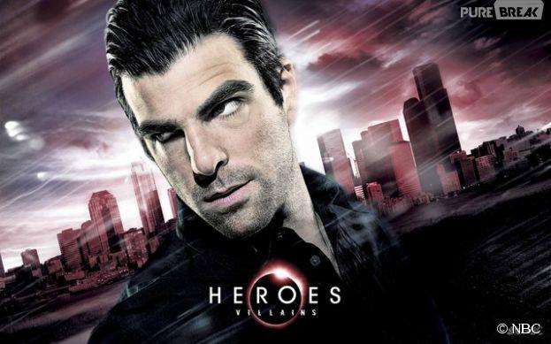 Heroes reborn : Zachary Quinto ne sera pas de retour