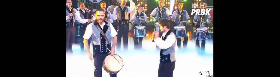 La France a un incroyable talent : Bagad de Vannes vainqueur de la compétition