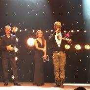 Prix Talents W9 : Black M vainqueur du public, Vianney charme le jury en live