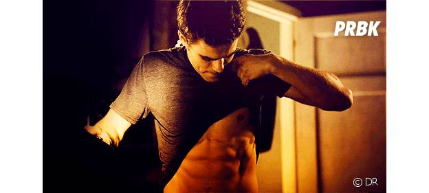 Paul Wesley de The Vampire Diaries