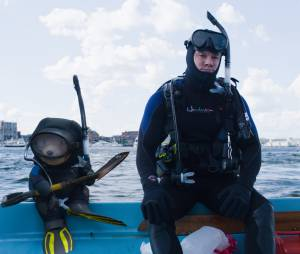 Ted 2 : Ted et Mark Wahlberg sur une photo