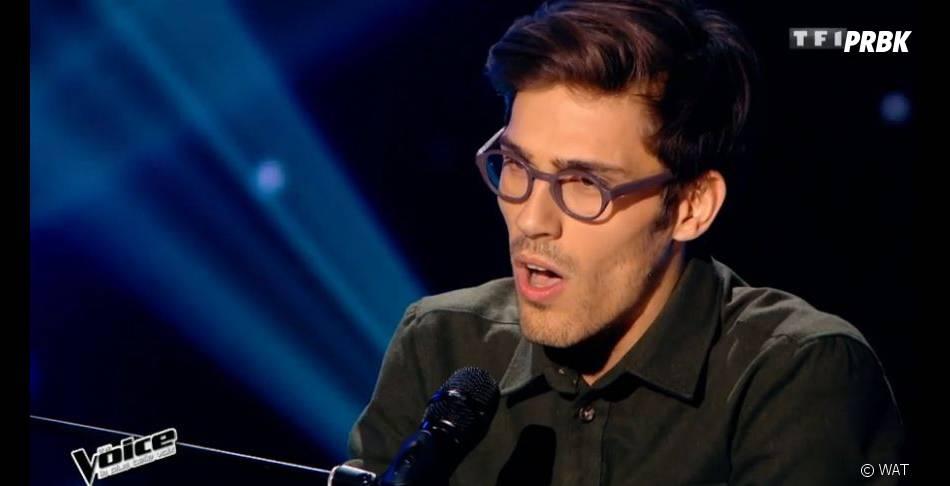 The Voice 4 : les photos sexy de Quentin Bruno affolent