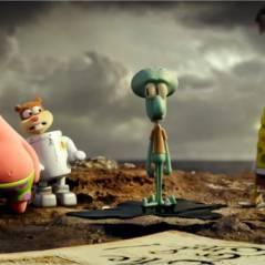Cyprien, Squeezie et Natoo : ils sont les voix françaises de Bob l'éponge : un héros sort de l'eau !