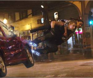 Jupiter Ascending : Channing Tatum et Mila Kunis dans le film