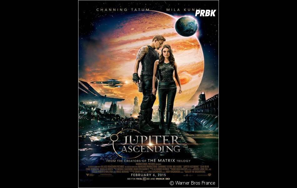 Jupiter Ascending : affiche du film