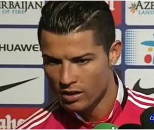 Cristiano Ronaldo s'énerve après Real Madrid vs Atletico Madrid, le 7 février 2015
