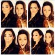 Capucine Anav et Emilie Nef Naf : les deux copines s'éclatent