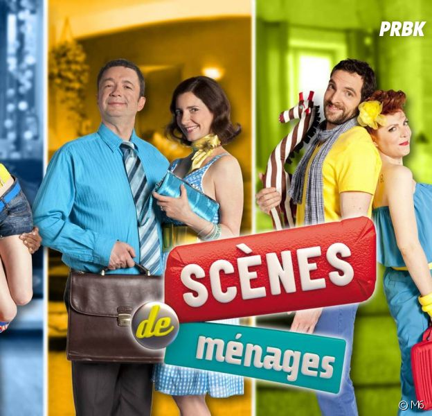 Scènes de ménages : amoureux comme au premier jour le 10 février à 20h55 sur M6.