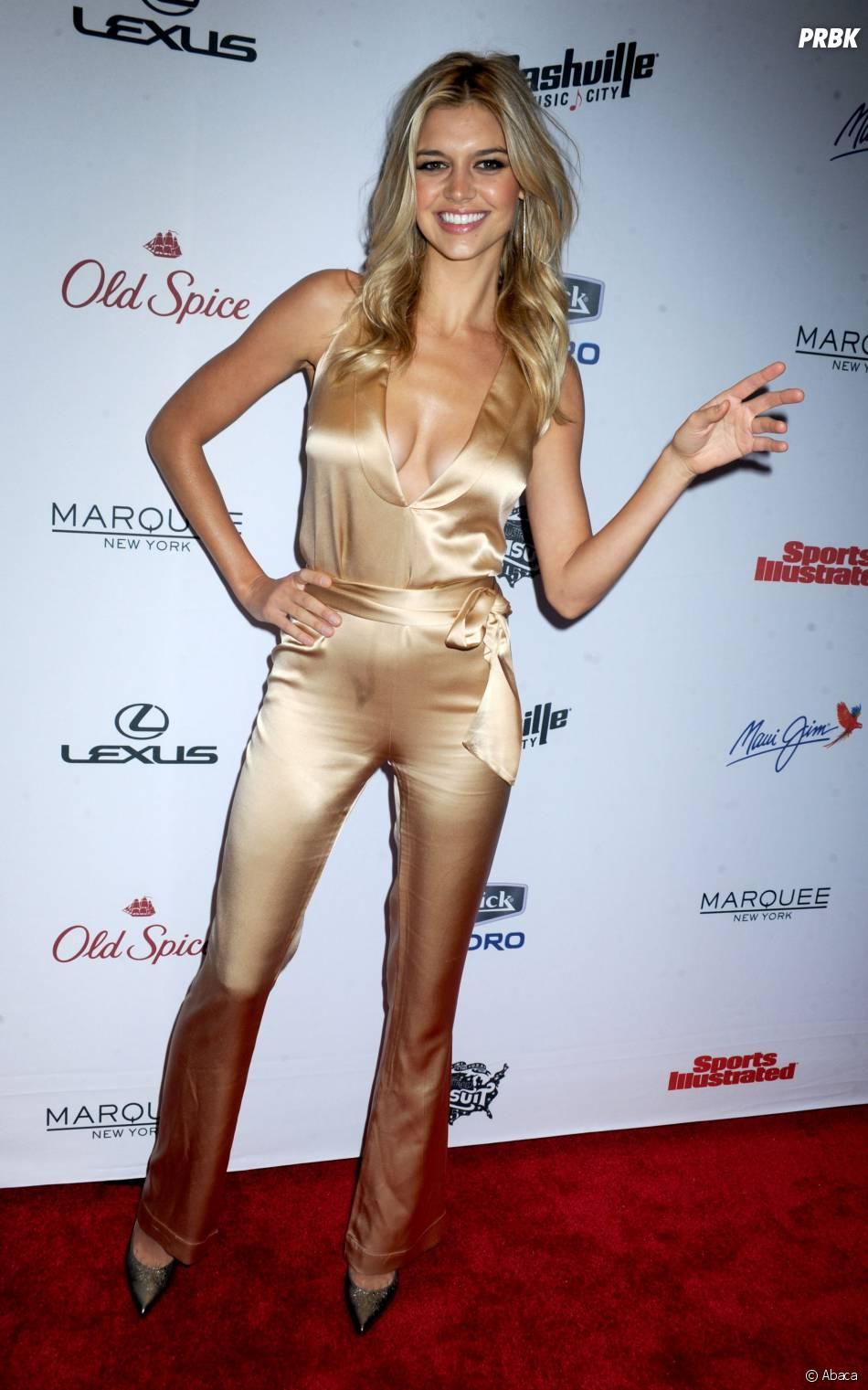 """Kelly Rohrbach à la soirée Sports Illustrated dédiée au numéro """"spécial bikini"""" 2015, le 10 février 2015"""