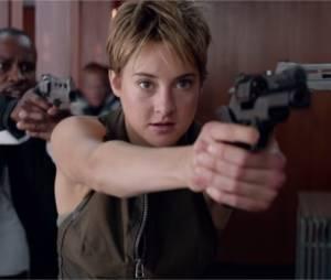 Divergente 2 : Shailene Woodley menacée dans la bande-annonce