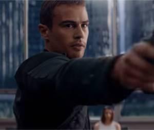 Divergente 2 : Theo James dans la bande-annonce