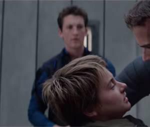 Divergente 2 : un peu de romantisme avec Shailene Woodley et Theo James