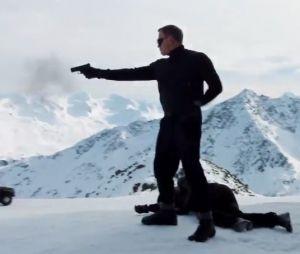 James Bond Spectre : Daniel Craig sur le tournage