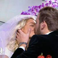 Aurélie Dotremont et Julien Bert mariés : leur cérémonie délirante... dans Le Mag