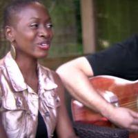 The Voice 4 : l'ex Graine de Star Azania Noah tente les auditions à l'aveugle