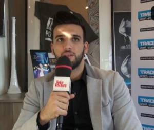 Aymeric Bonnery en interview pour Télé Loisirs