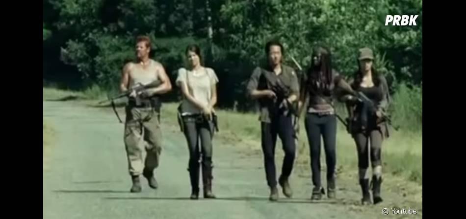 The Walking Dead saison 5 : les survivants au centre des tensions dans l'épisode 11
