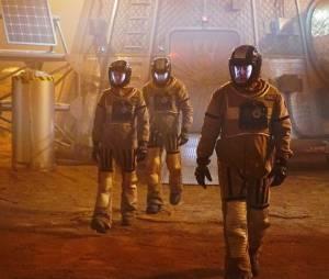 Castle saison 7, épisode 16 : Rick et Kate arrivent sur Mars