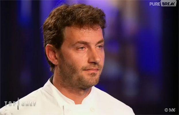Julien Machet (Top Chef 2015) critique l'émission après son élimination