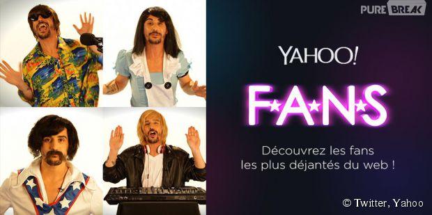 Cartman et Miko viennent de dévoiler F.A.N.S., leur première websérie en partenariat avec Yahoo