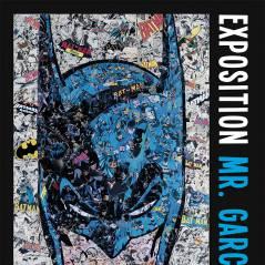 Expo Mr. Garcin à la galerie Arludik : la pop culture à l'honneur