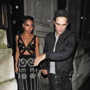 Robert Pattinson et FKA Twigs : le couple main dans la main après les BRIT Awards 2015
