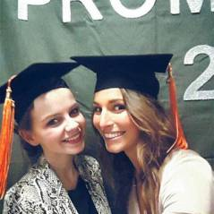 """Laury Thilleman diplômée : l'ex-Miss France """"heureuse et émue"""""""