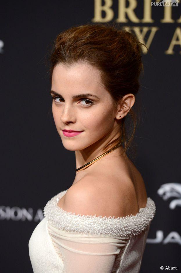 Emma Watson : la Belle déjà fan de sa Bête