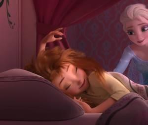 La Reine des neiges - une fête givrée : Anna et Elsa de retour