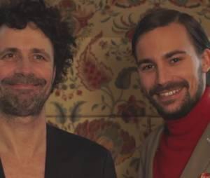 Bertrand Chameroy et Christophe Carrière : leur dernière parodie pub