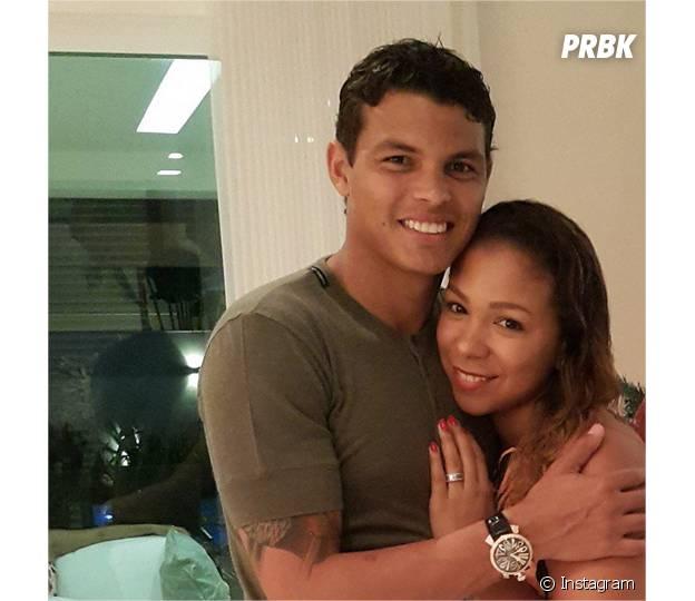 Belle Silva compagne de Thiago Silva