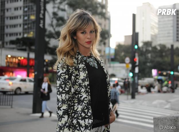 Yanina Screpante compagne de Ezequiel Lavezzi