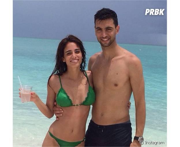 Chiara Picone compagne de Javier Pastore