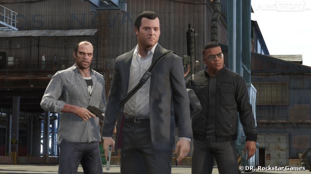 GTA : une série est actuellement en développement par la BBC