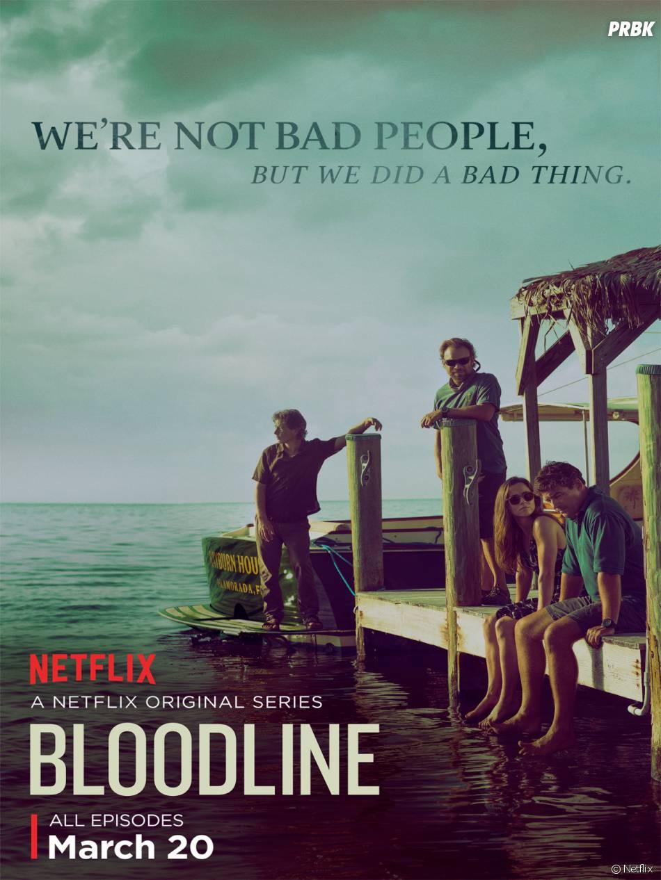 Bloodline : 3 raisons de découvrir la série de Netflix