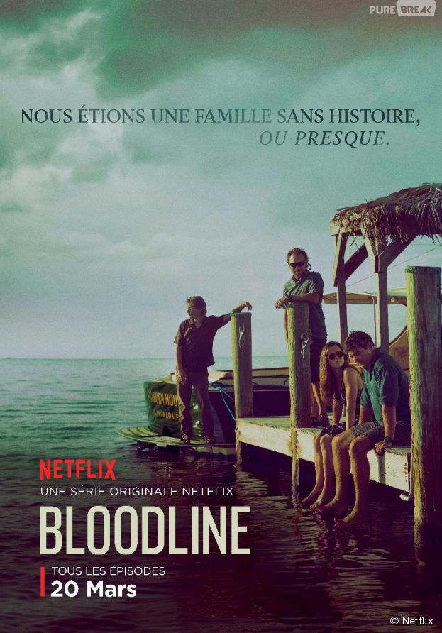 Bloodline : 3 raisons de découvrir la série
