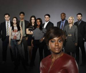 How To Get Away With Murder : le casting