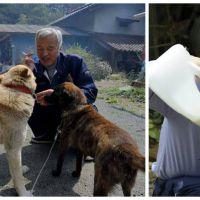 Courageux et émouvant : depuis 4 ans, il reste à Fukushima pour s'occuper des animaux abandonnés
