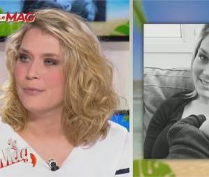 Marie Parmentier (Les Anges 5) maman, elle présente sa fille dans Le MAg de NRJ 12