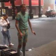 Stromae danse en pleine rue à New York : nouveau buzz en vue aux Etats-Unis ?