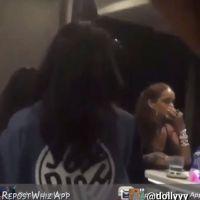 Rihanna filmée en train de prendre de la cocaïne ? La chanteuse réagit