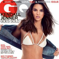 Kendall Jenner topless pour GQ : plus sexy que sa grande soeur Kim !