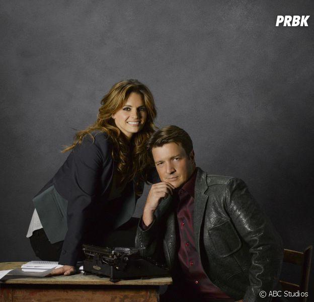 Castle saison 8 : Nathan Fillion de retour... sans Stana Katic ?