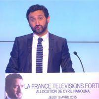 Cyril Hanouna président de France Télévisions ? Le CSA recale l'animateur