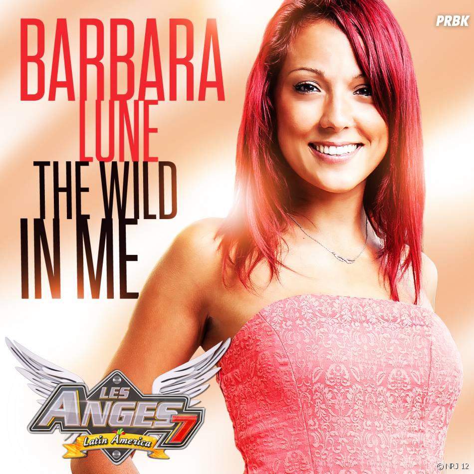 Barbara (Les Anges 7) : la pochette de son single The Wild In Me