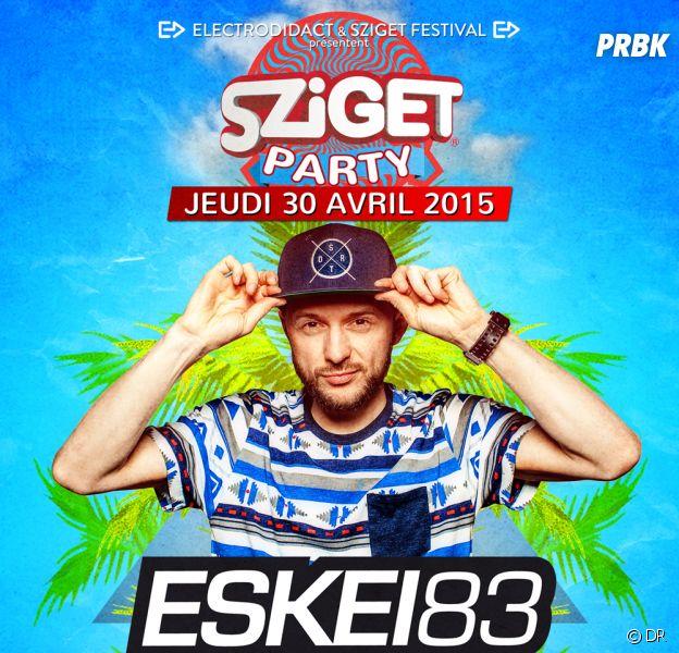 La prochaine Sziget Party est attendue le 30 avril prochain à Montpellier.