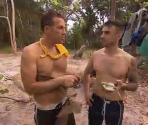 Koh Lanta 2015 : premières tensions entre Marc et Christophe