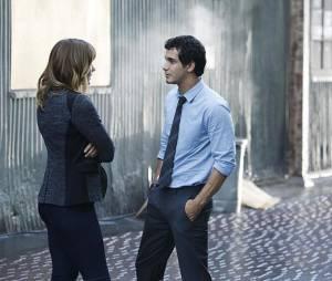 Scorpion saison 1 : la relation entre Walter (Elyes Gabel) et Paige (Katharine McPhee) explorée