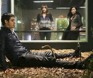 Scorpion saison 1 : Elyes Gabel (Walter) en danger