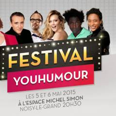 YouHumour : Elie Semoun, Nawell Madani, Waly Dia... la 10ème édition du festival arrive !